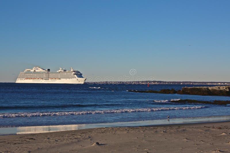 Barco régio do cruzeiro da princesa foto de stock royalty free