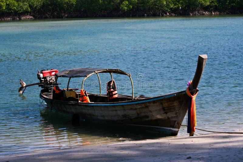 Barco Tailândia fotografia de stock royalty free