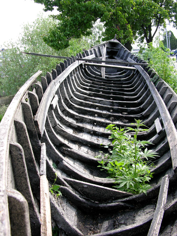 Barco velho (veja a descrição) fotos de stock royalty free