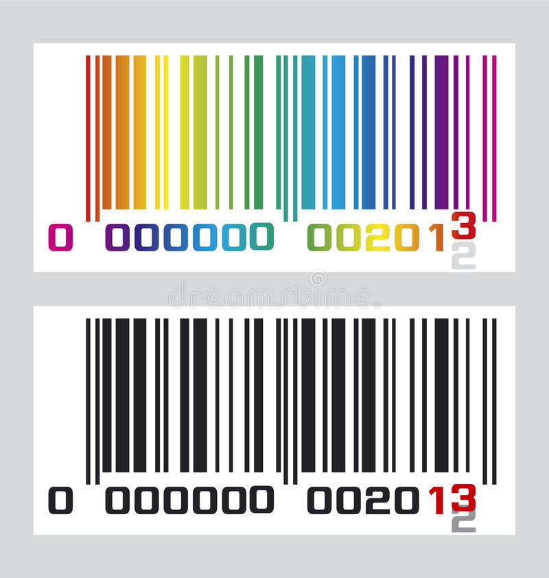 Download Barcode 2013 stock vector. Image of code, discount, holiday - 24255716