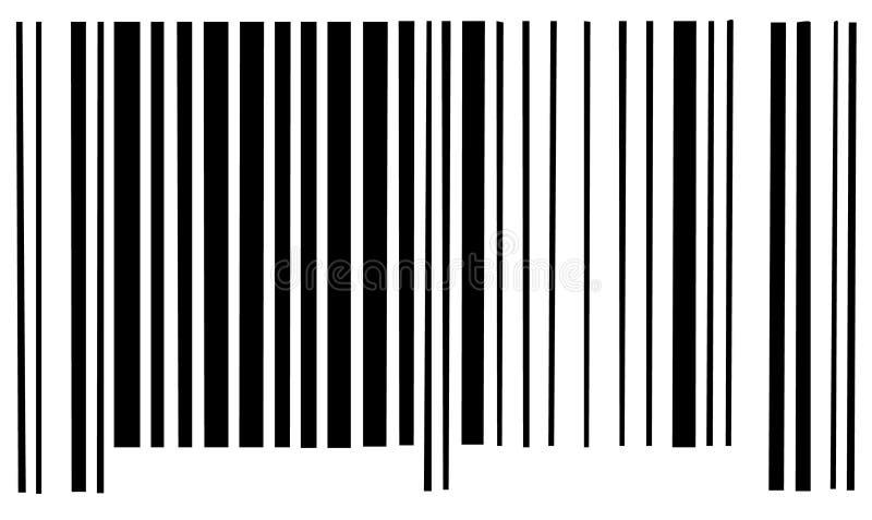 Barcode stock abbildung