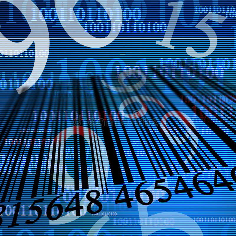 Barcode lizenzfreie abbildung