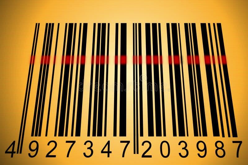 Barcode zdjęcia stock