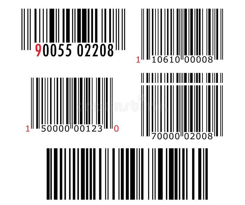 barcode obraz royalty free