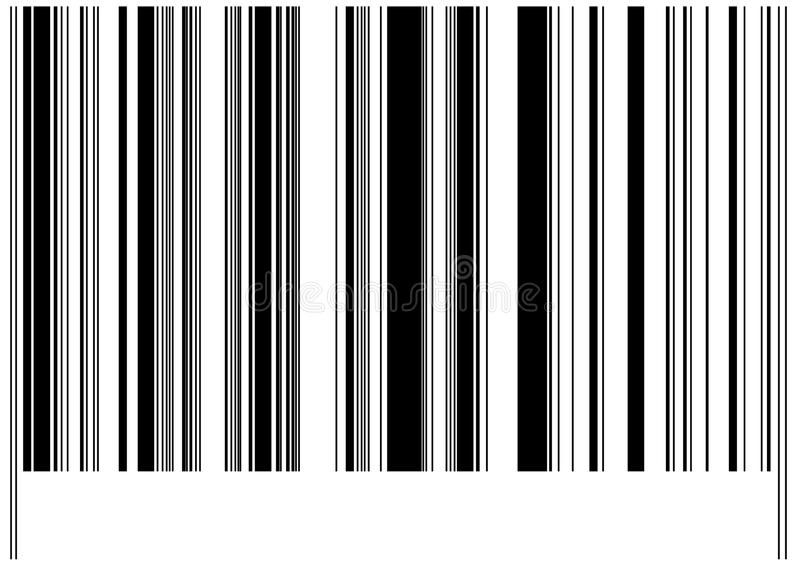 barcode ilustracji