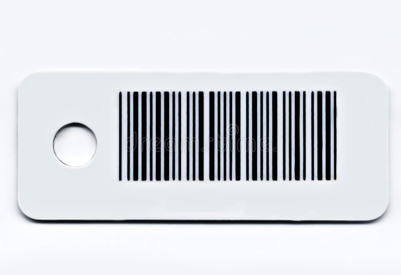 Barcode card stock photos
