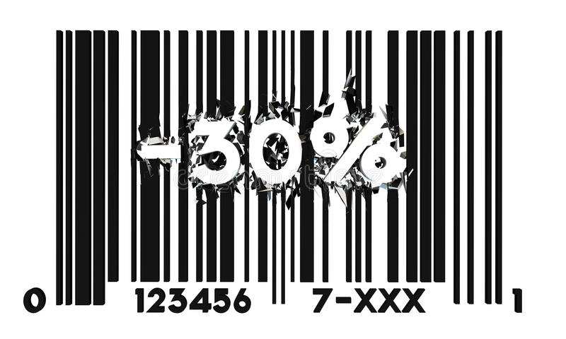 Download Barcode stock illustration. Image of industry, control - 32994017