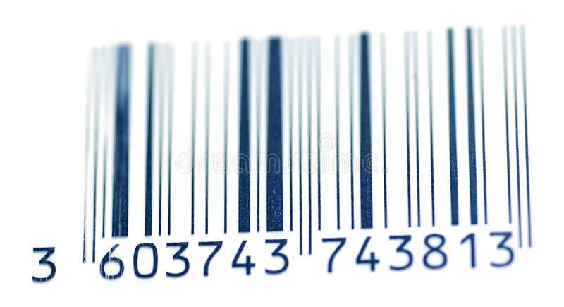 barcodebluetraceability royaltyfri fotografi