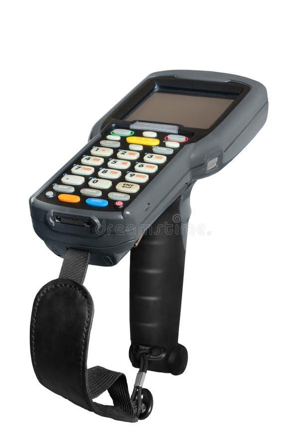 Barcodescanner lizenzfreies stockbild