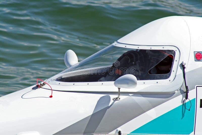 Barcos 3 da potência do Fórmula 1 fotos de stock royalty free