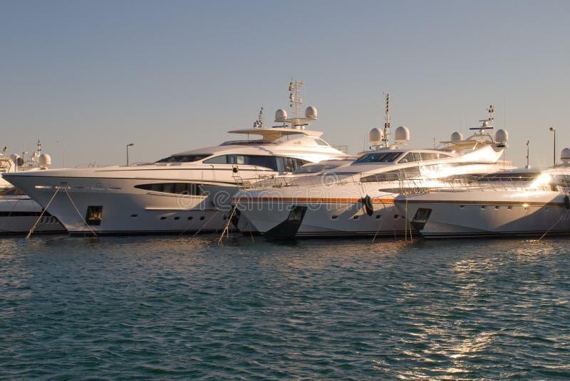 Barcos imagem de stock royalty free