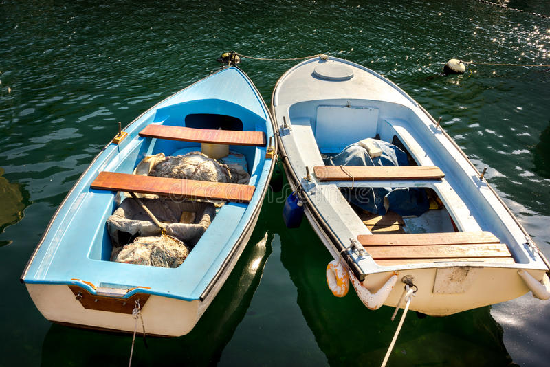 Barcos fotografía de archivo