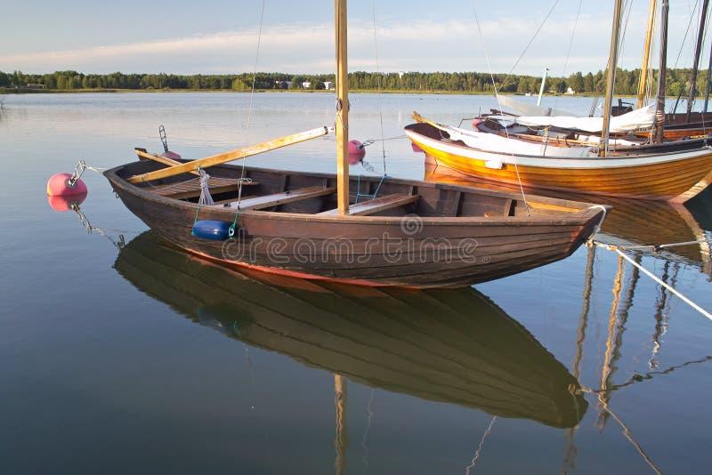 Barcos de navigação fotos de stock