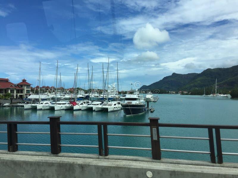 Barcos de Perth fotografia de stock royalty free
