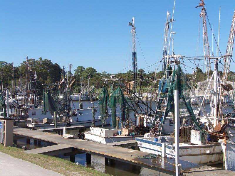 Barcos de pesca comercial fotos de stock