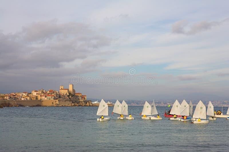 Barcos de vela #01 imagenes de archivo