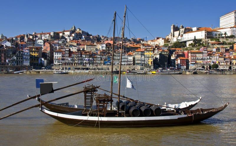 Barcos del vino imagen de archivo