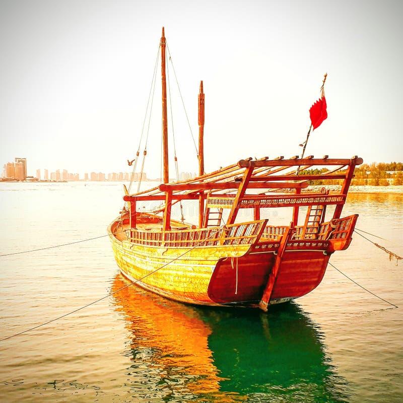 Barcos Handcrafted fotografia de stock