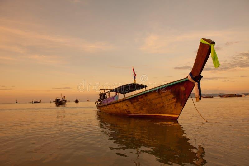 Barcos no mar fotos de stock