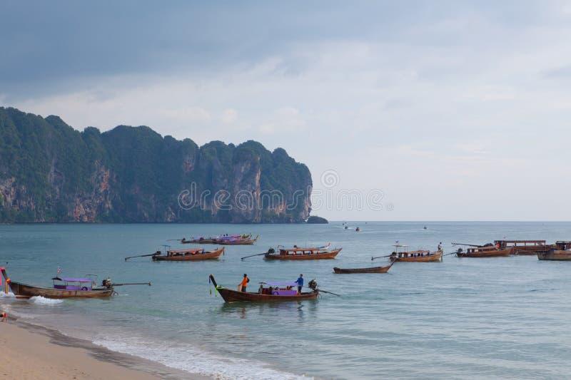 Barcos no mar fotos de stock royalty free