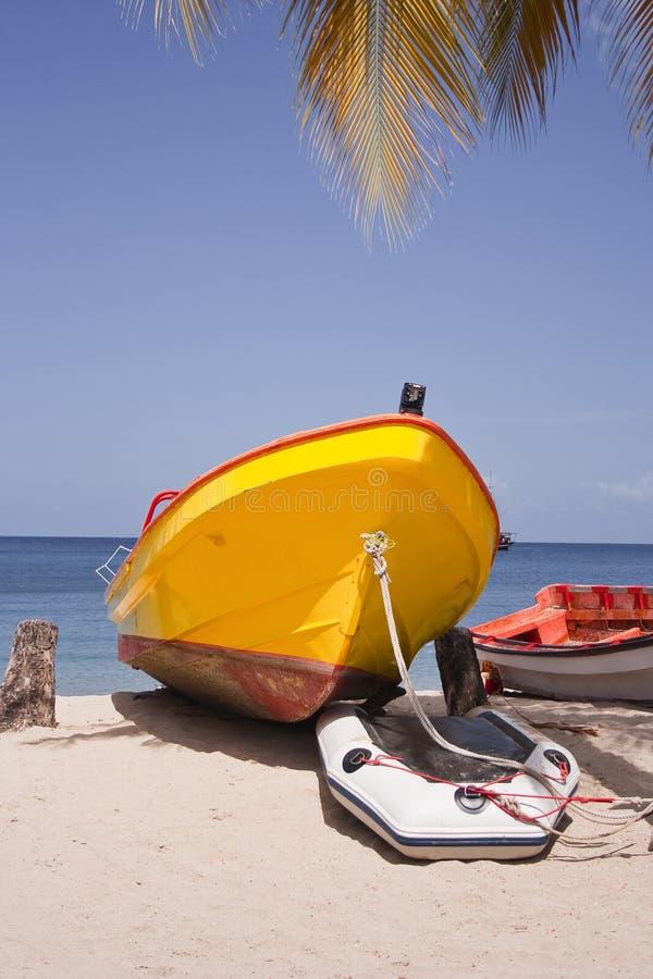 Download Barcos das caraíbas imagem de stock. Imagem de isles - 29842149