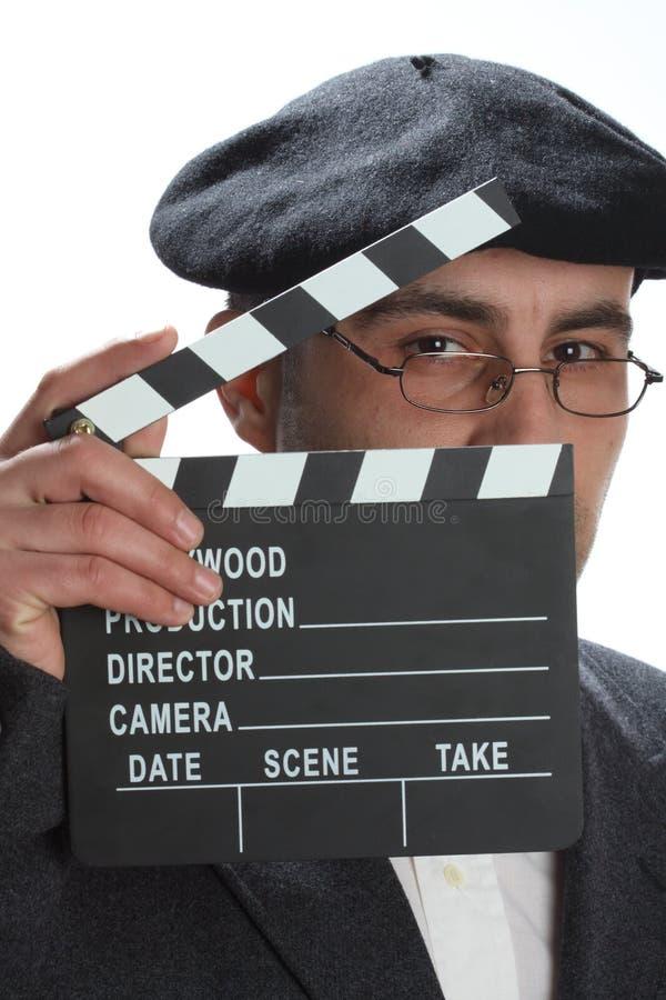 Bardeau de film image stock