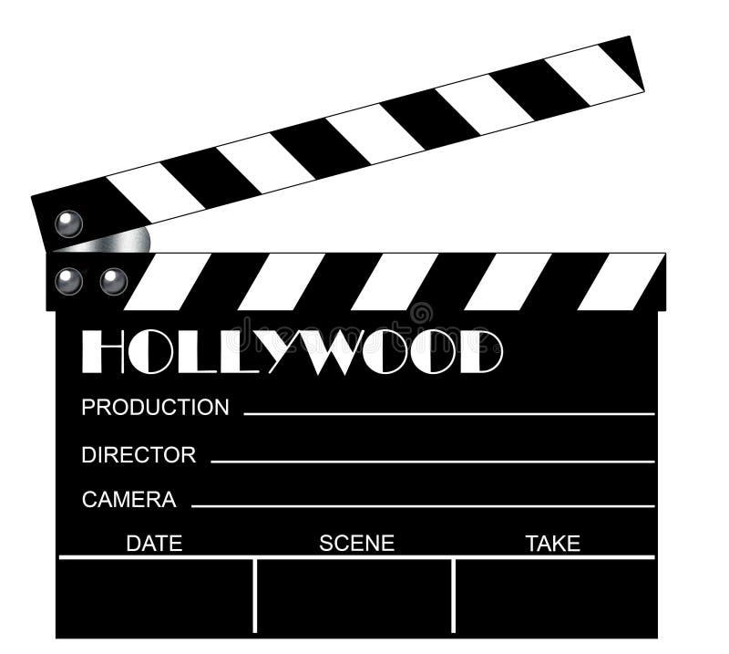 Bardeau de film illustration libre de droits
