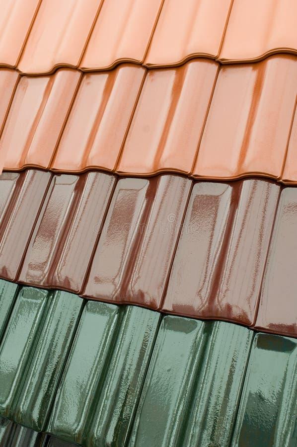 Bardeaux de toiture images stock