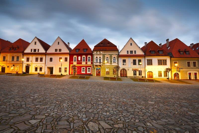 Bardejov, Eslovaquia imagen de archivo libre de regalías