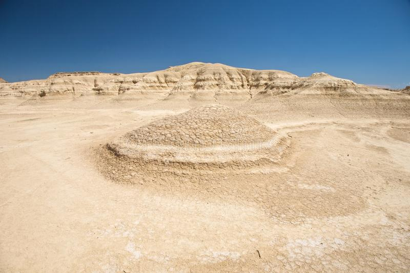 Download Bardenas reales desert stock image. Image of background - 10624129