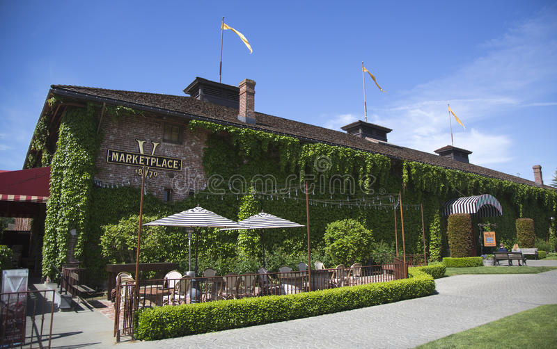Download Bardessono Hotel In Yountville,Napa Valley Editorial Stock Photo - Image: 39884038