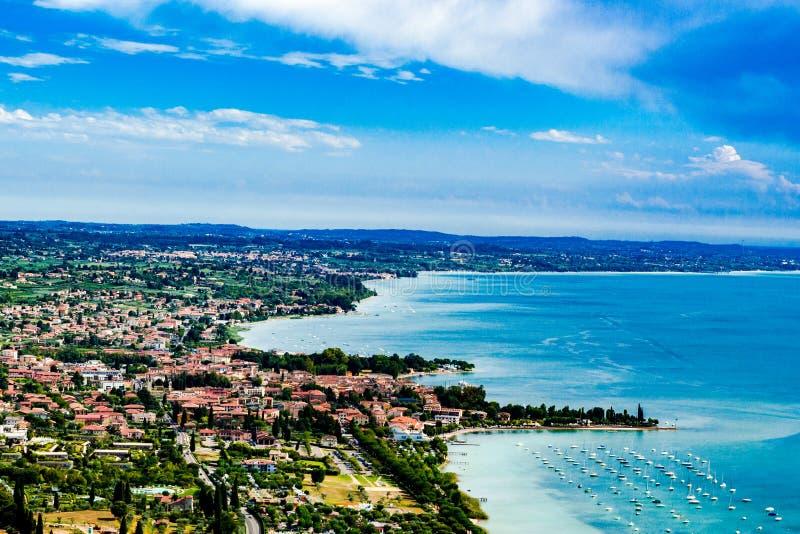 Bardolino, Italia immagini stock libere da diritti
