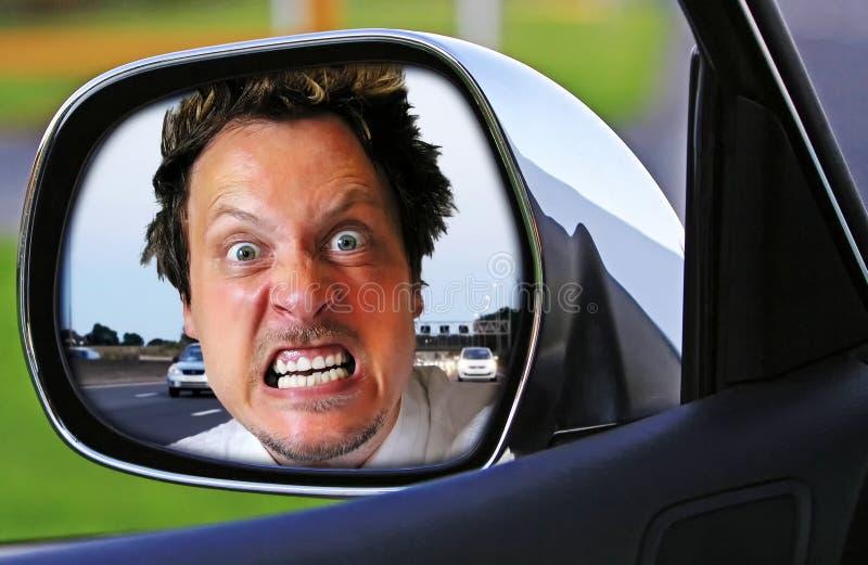 bardzo gniewny mężczyzna zdjęcia stock