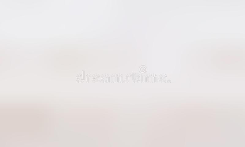 Bardzo lekcy gradientowi tło piaska cienie miękkie kolor przemiany zamazujący tło ilustracja wektor