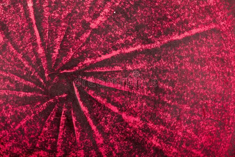 Bardzo stary czerwony grunge ściany tło lub tekstura zdjęcie stock