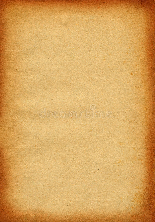 bardzo stary papier szorstki zdjęcie stock