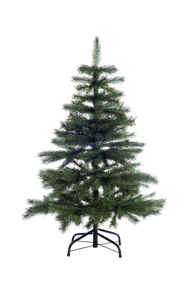 Free Bare Artificial Christmas Tree Stock Image - 103450161
