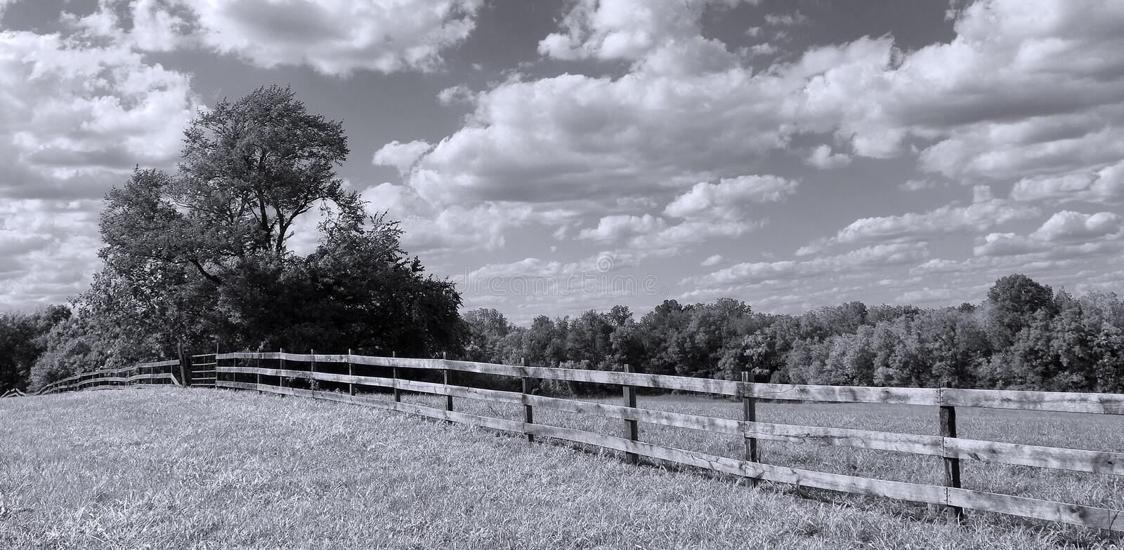 Download Bare Board Fence Stock Photography - Image: 26614302