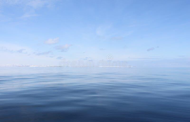 Barents morze obrazy stock