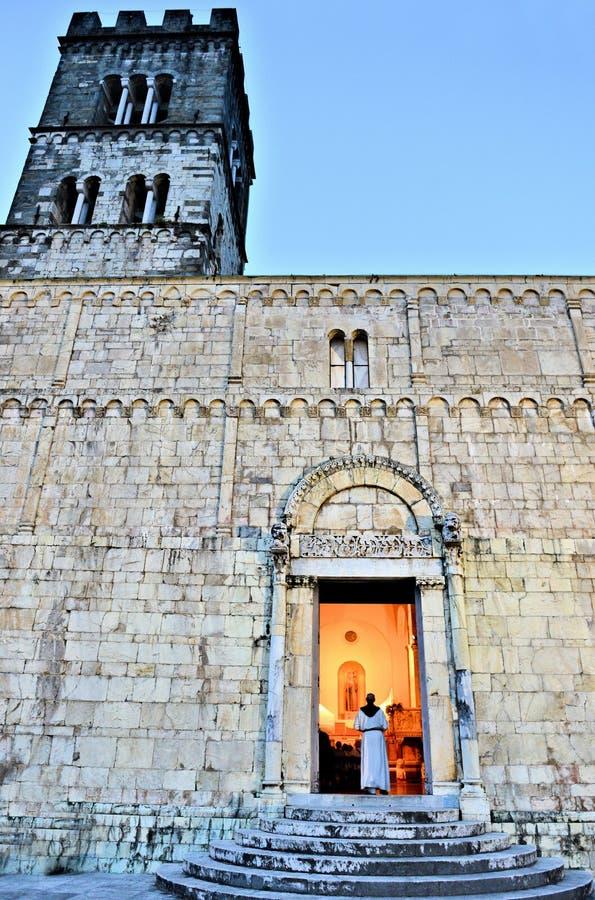 Barga Лукка Тоскана Италия стоковые фото