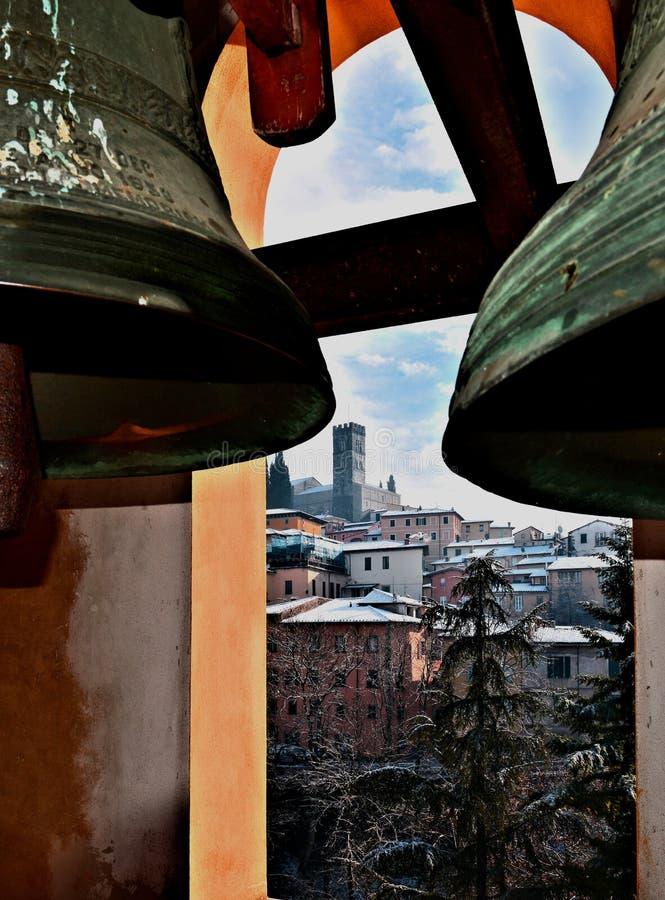 Barga Lucca Tuscany Italy obraz royalty free