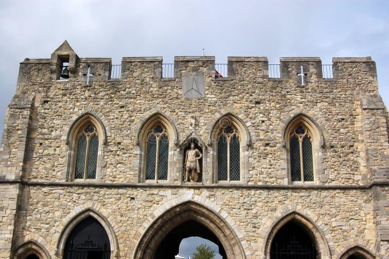 Download Bargate, Southampton, Hampshire Stock Photo - Image: 10852522