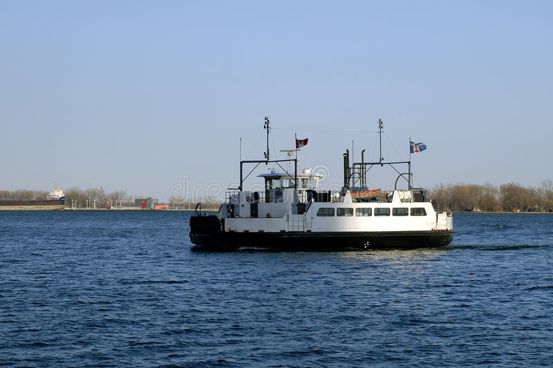 Download Barge stock image. Image of ontario, travels, lake, canada - 107551