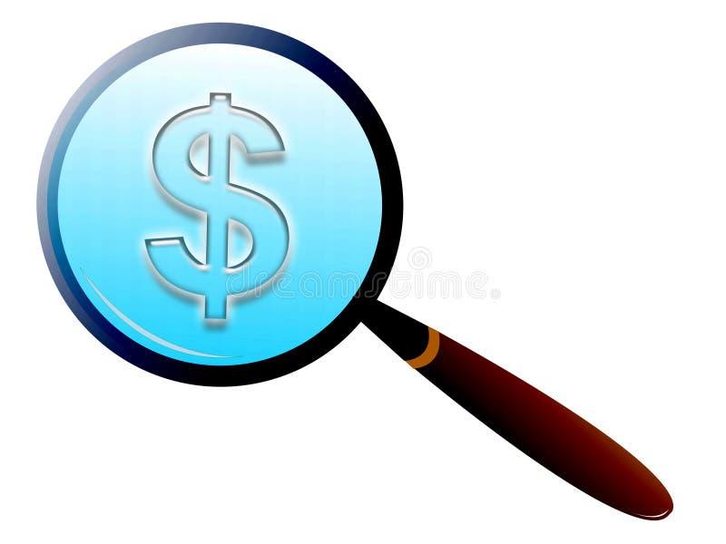 Bargeld-Geld Stockfoto