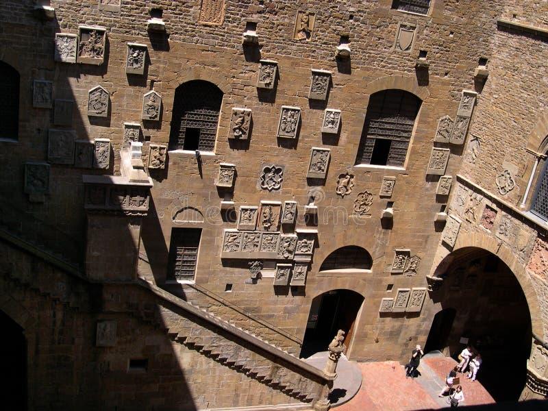 Bargello muzeum zdjęcie royalty free
