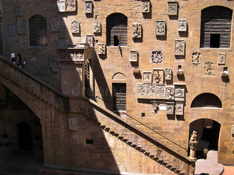 Bargello muzeum fotografia stock