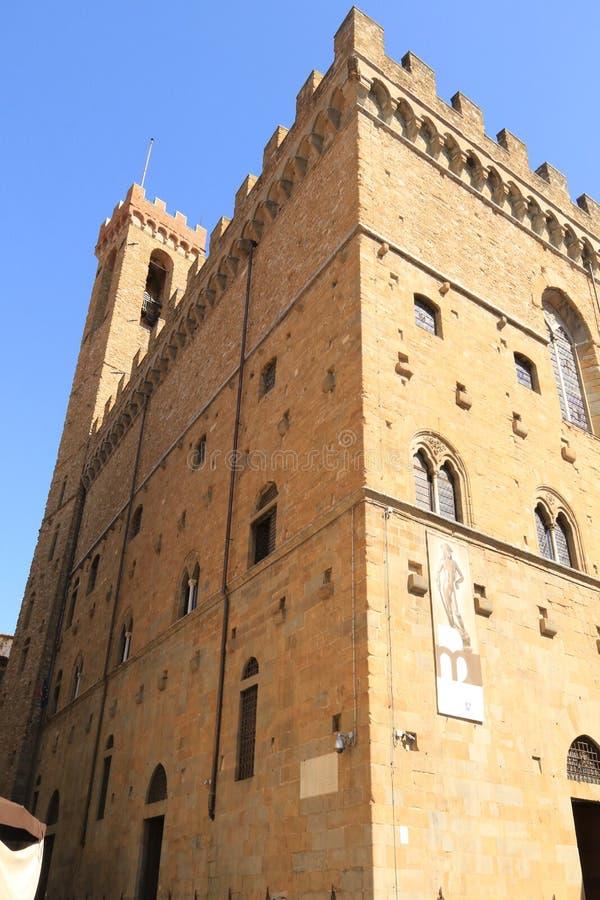 Bargello National Museum. Via del Proconsolo, FlorencennThe Bargello, also known as the Palazzo del Bargello, Museo Nazionale del Bargello, or Palazzo del stock images