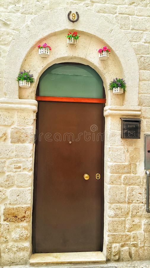 Bari, Italië royalty-vrije stock afbeelding