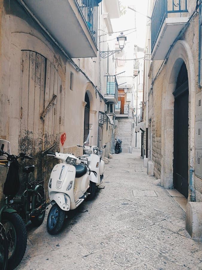 Bari, Itali? royalty-vrije stock foto