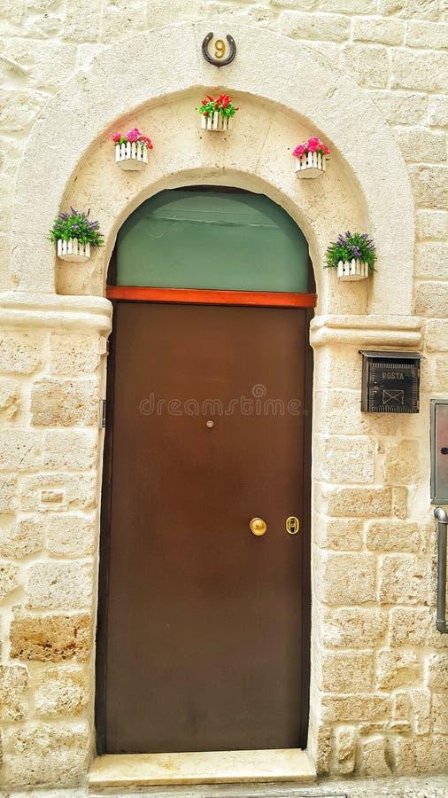 Bari, Italia imagen de archivo libre de regalías